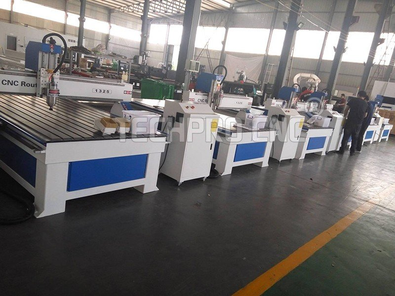 cnc router factory of techprocnc