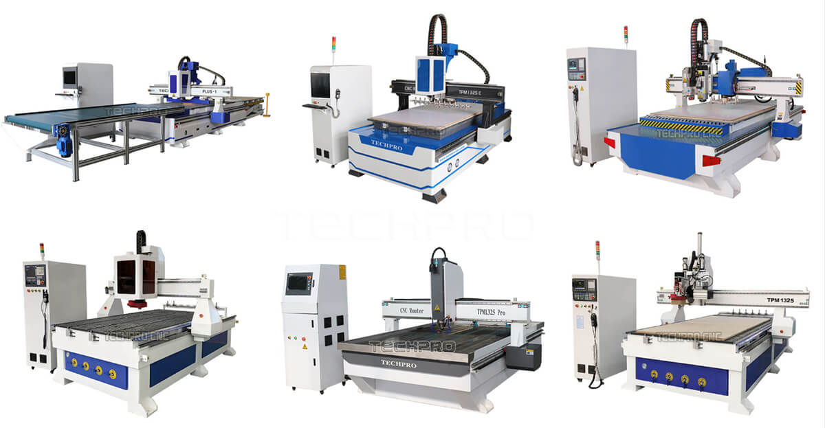 jinan techpro cnc router solutions