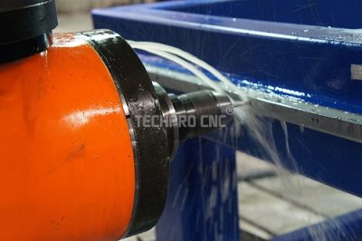 techprocnc machine bed milling for cnc machine bed