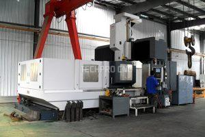 cnc machine parts making