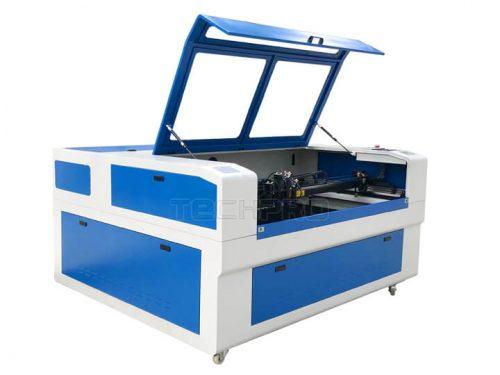 Four heads laser cutting machine 1610