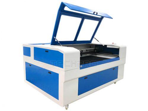 double heads laser cutting machine
