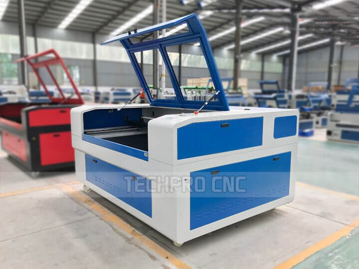 laser cutting machine for metal and nonmetal cutting