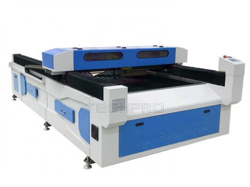 techpro cnc laser cutting machine for nonmetal