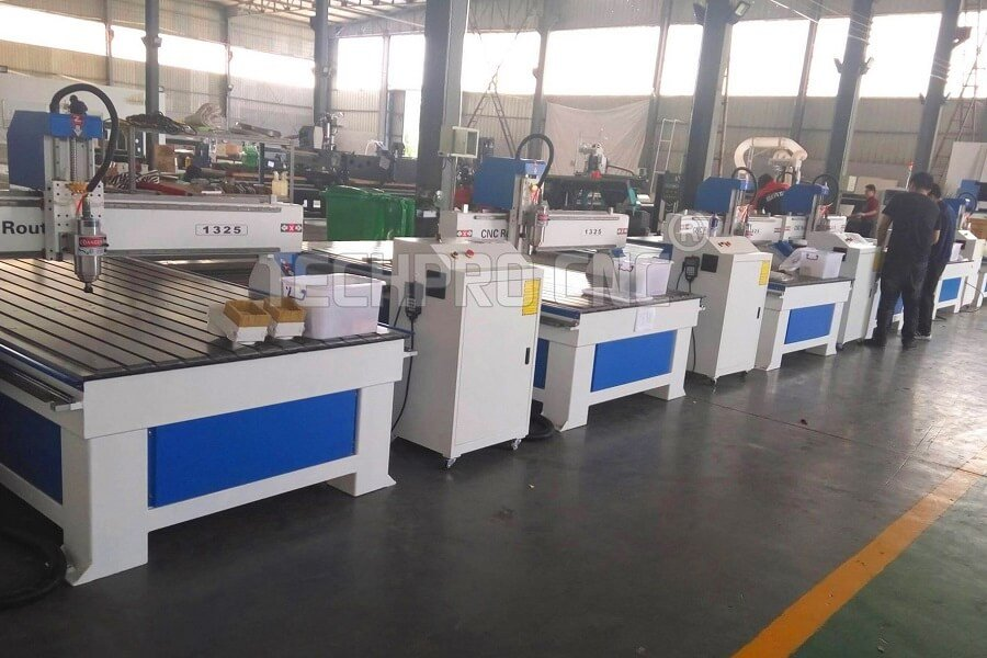 cnc router factory of techpro
