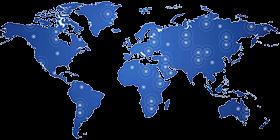 Techpro cnc machine world market map