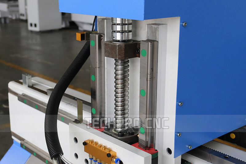 ball screw tansmission for wood cnc machine price
