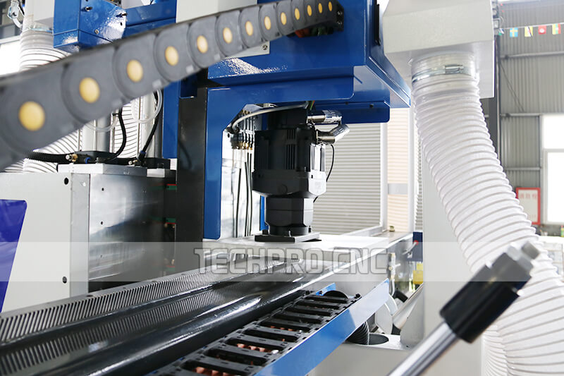 leadshine servo motor 750w -techprocnc