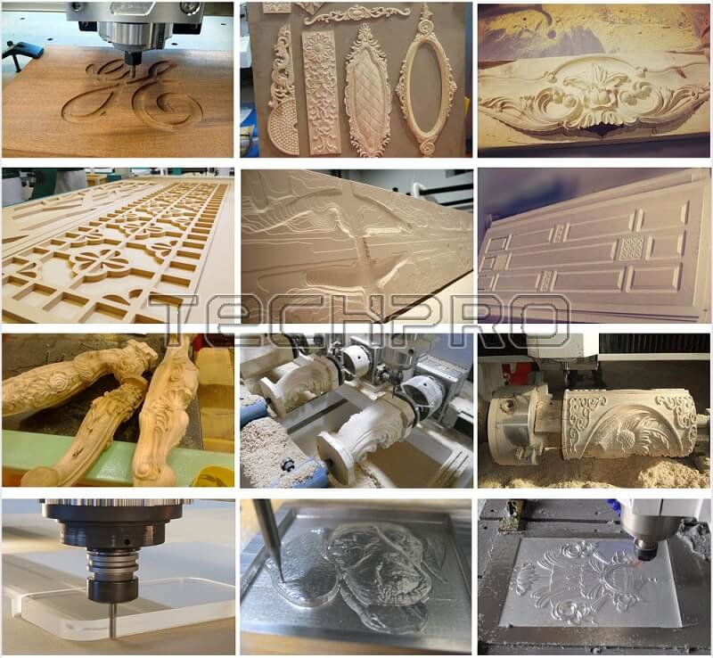woodworking projects of atc wood cnc router