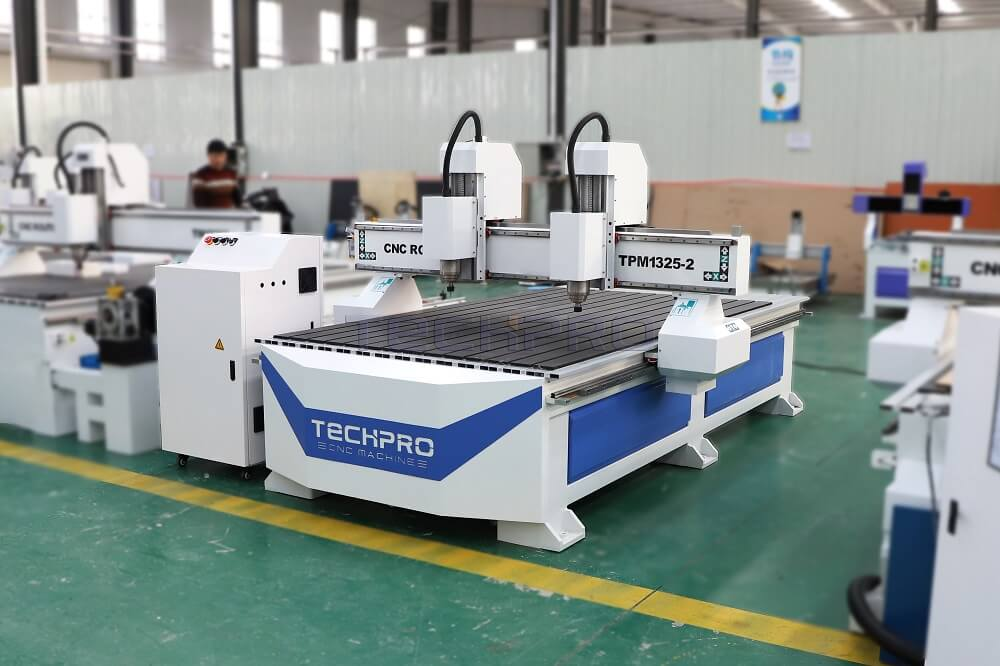 double heads cnc router for sales