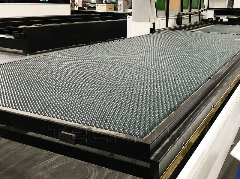 blade table for laser cutting machine