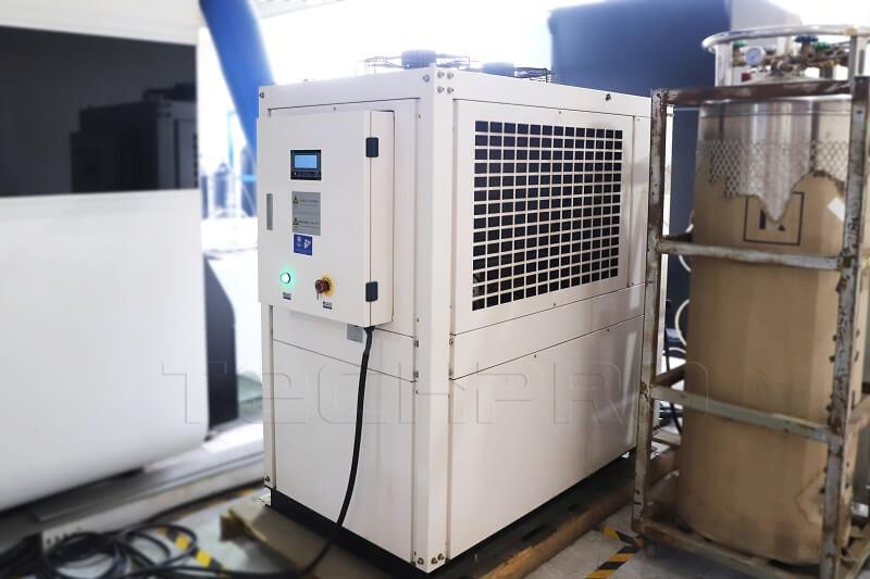 fiber laser cutting machine water chiller