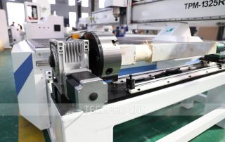 Rotary axis cnc router machine